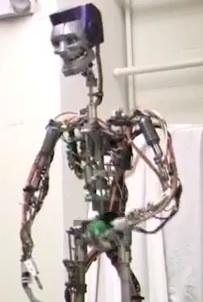 Disney Robot Plays Catch